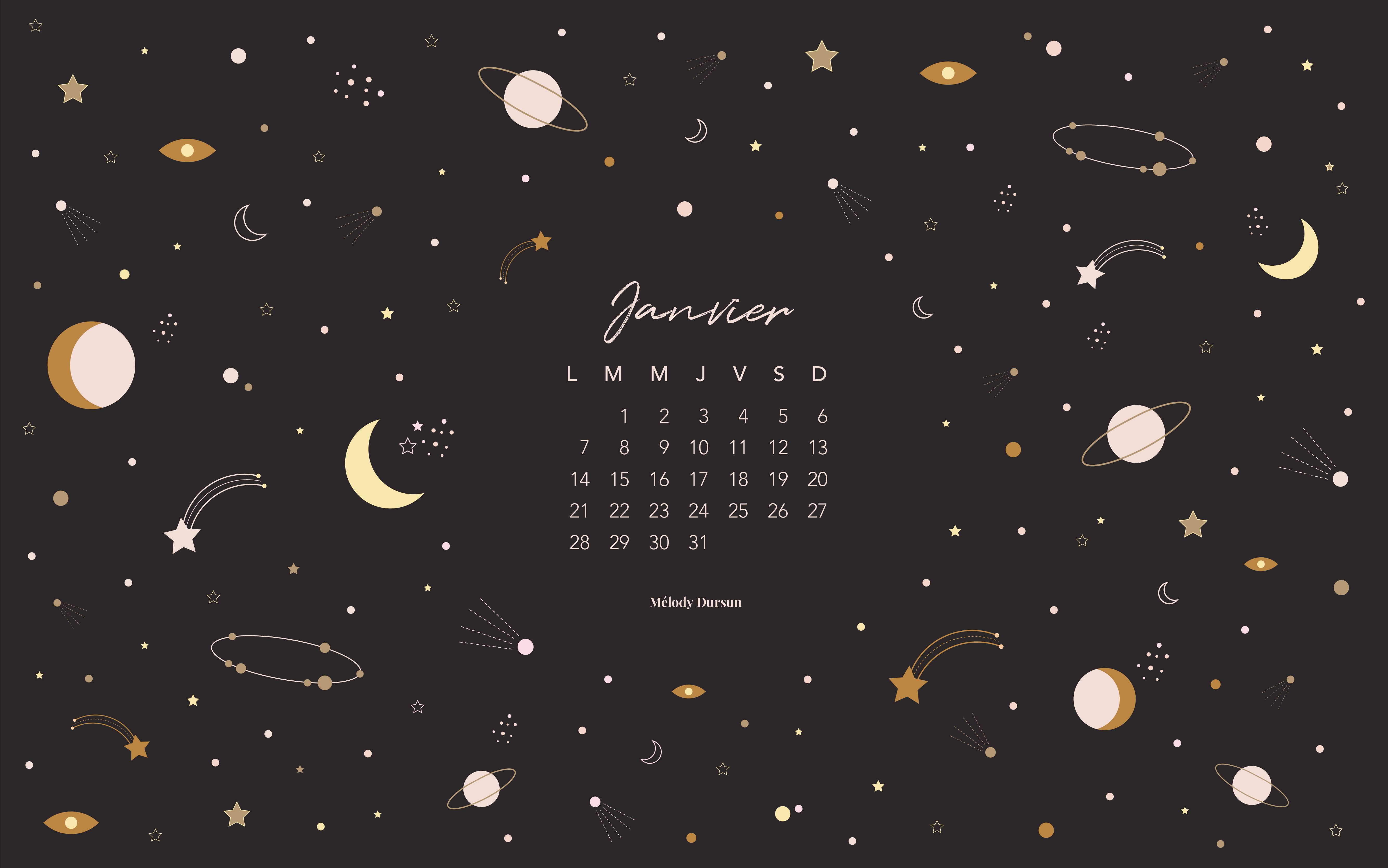 melodydursun-calendrier-janvier2019-black-1