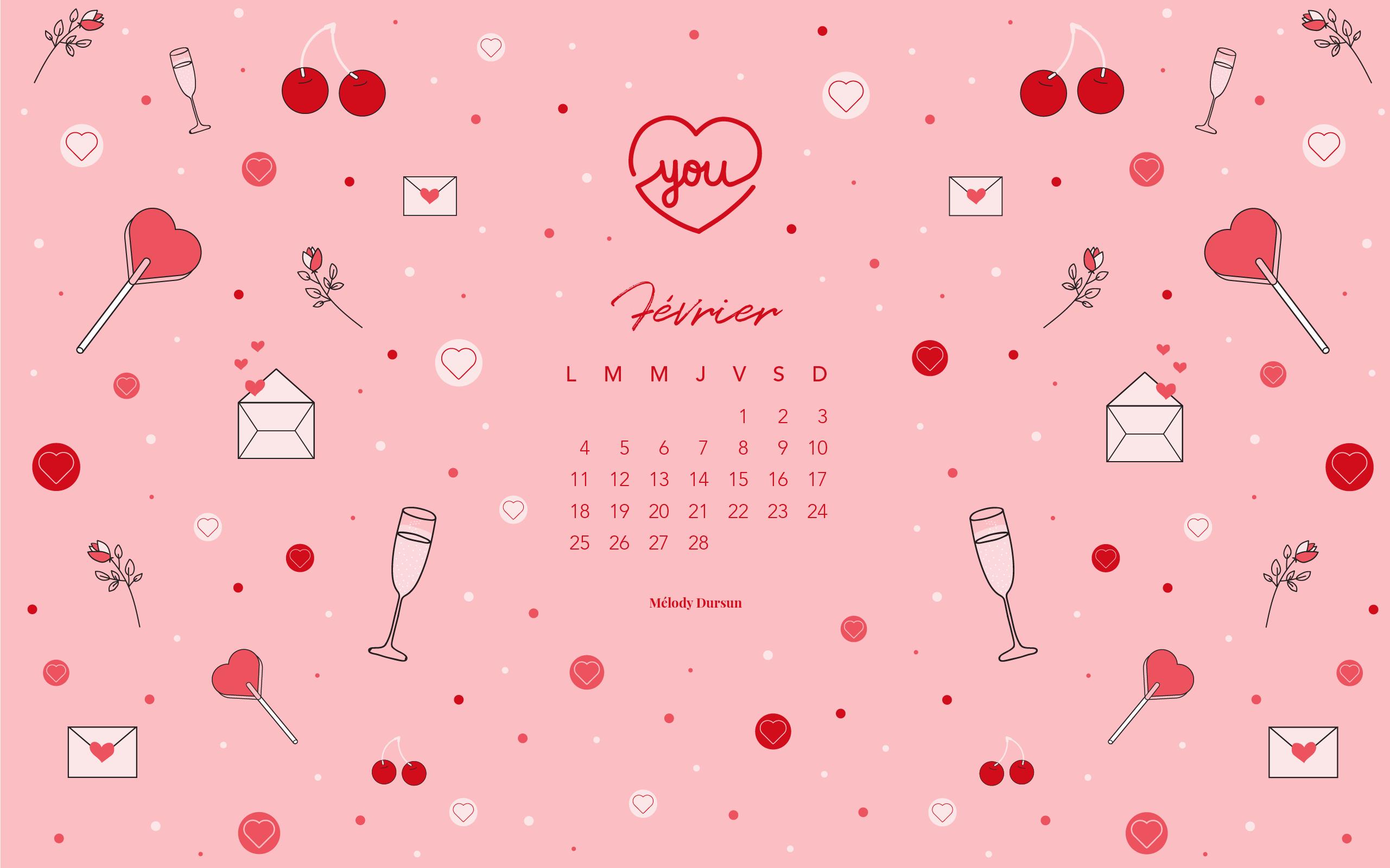 melodydursun-calendrier-fevrier2019
