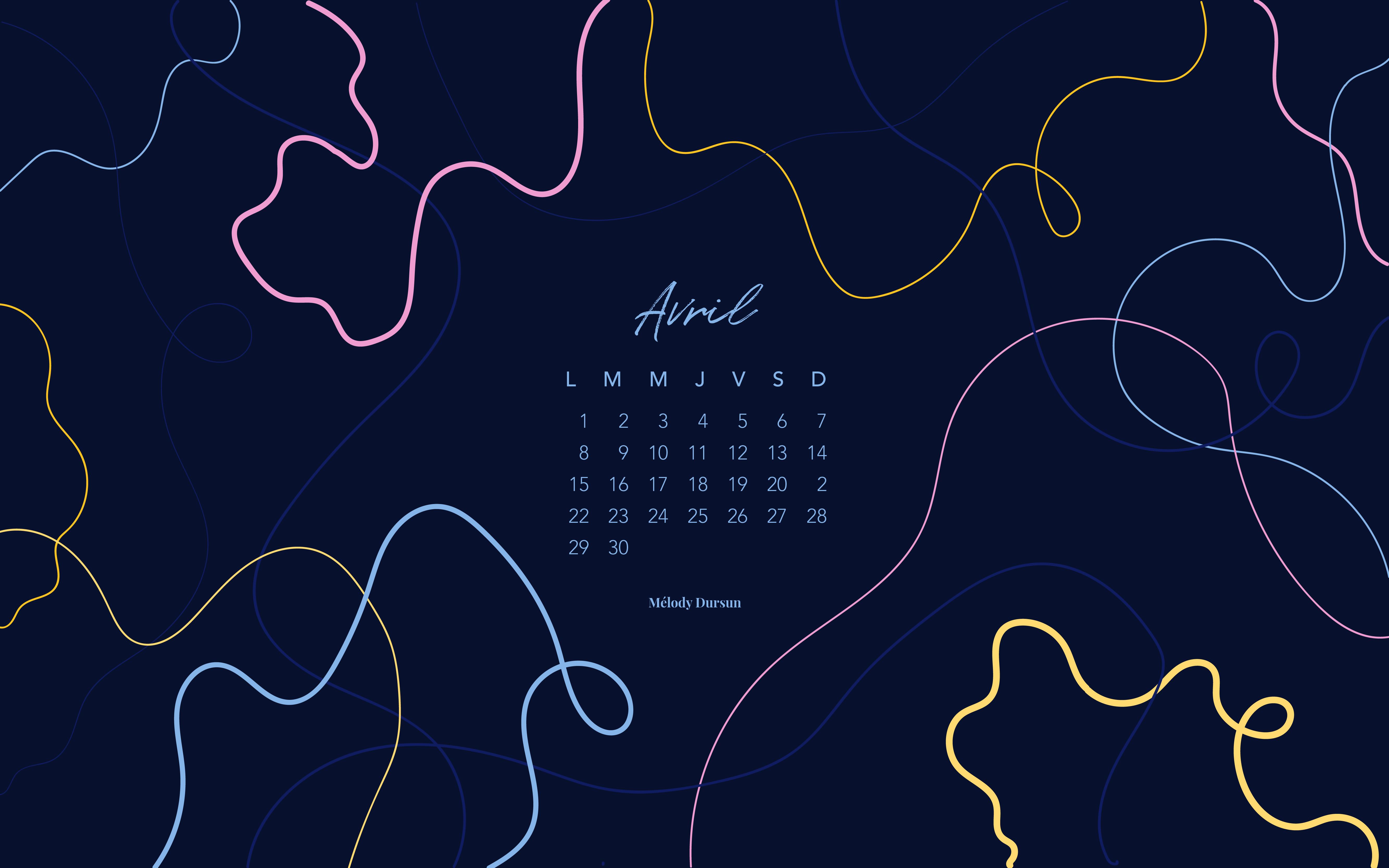 melodydursun-calendrier-avril2019