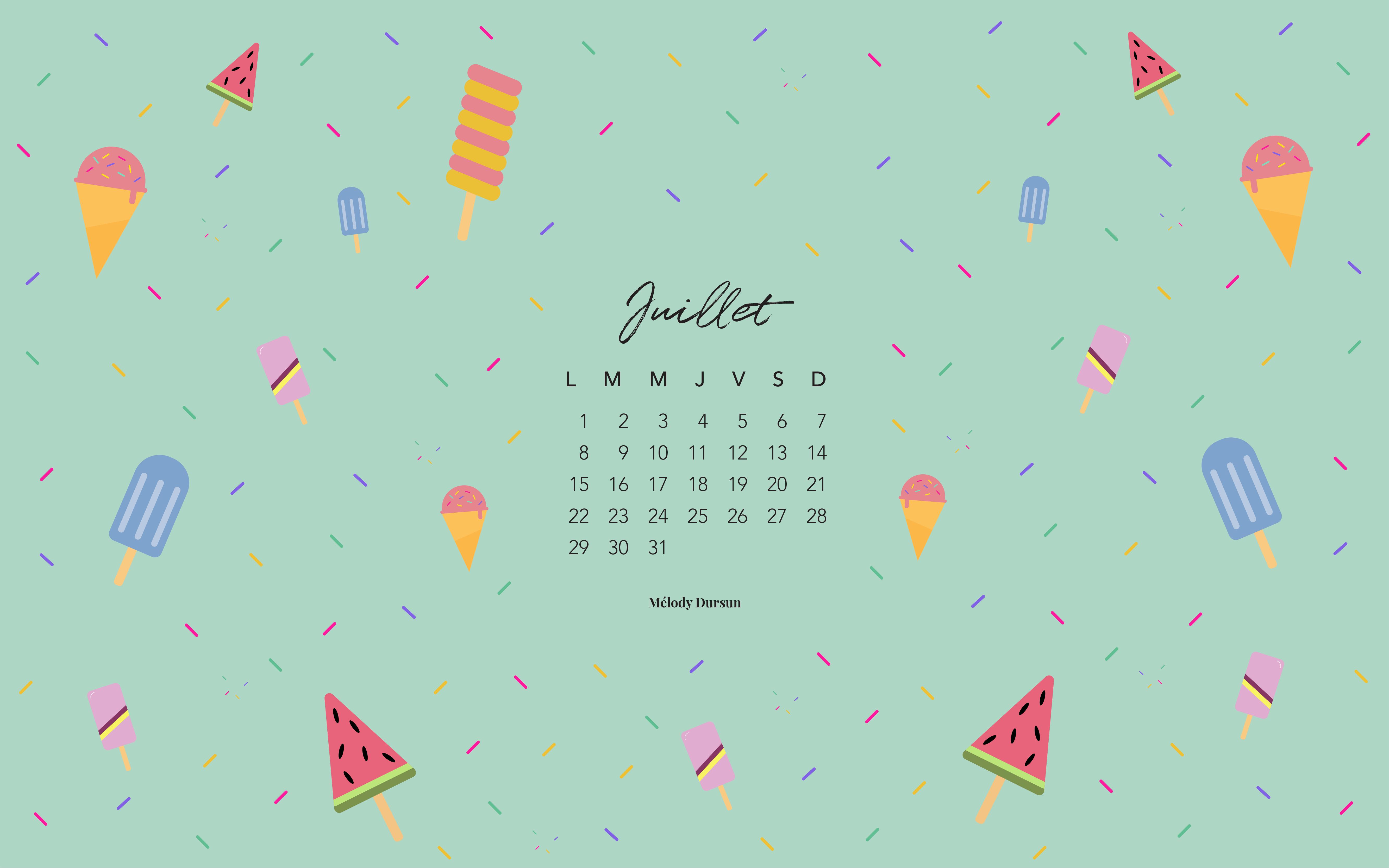 olecoeur-melodydursun-calendrier-wallpaper-juillet2019